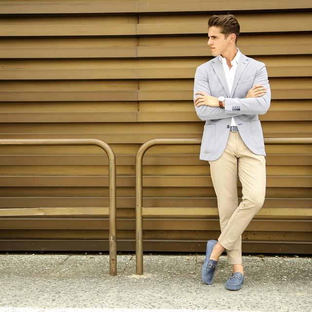 O Look Certo: Para Usar Blazer no Verão