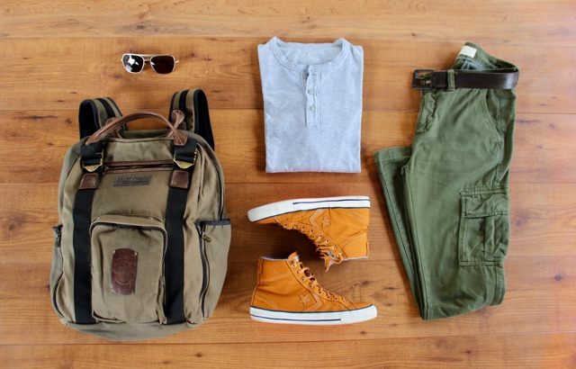 Características da Tote Bag masculina