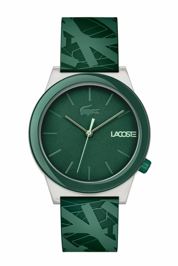 Lacoste Lança Relógios da Motion Collection - Luminescence Verde