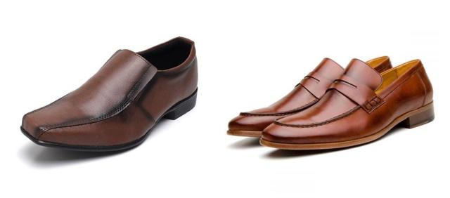 Sapato barato X sapato caro