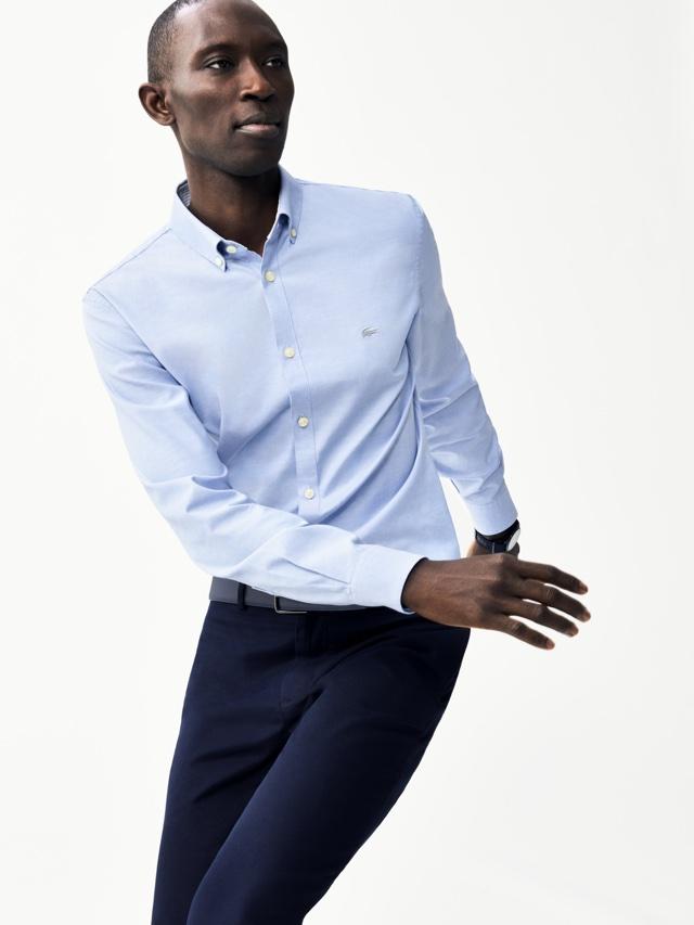 Elegance in Motion é a Nova Coleção de Camisas da Lacoste