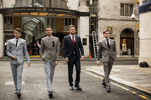 Savile Row: A Rua do Homem Britânico Elegante