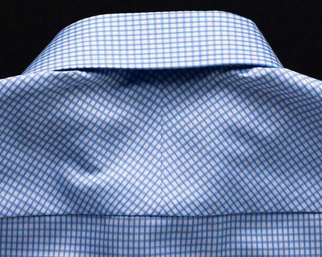 Partes da Camisa Social - Pala