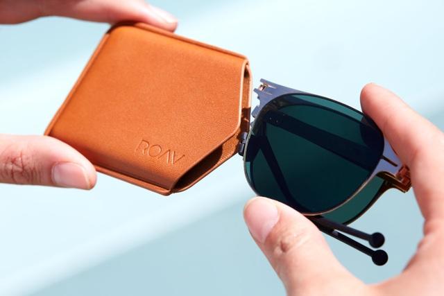 ROAV: Os Óculos de Sol Dobráveis Mais Finos do Mundo!