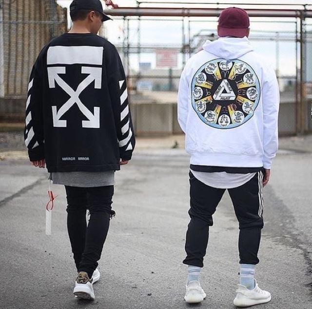 Looks streetwear