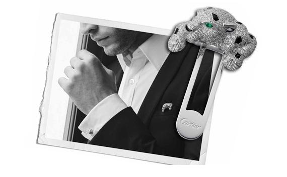 Cartier Incrementa as Opções de Jóias Masculinas