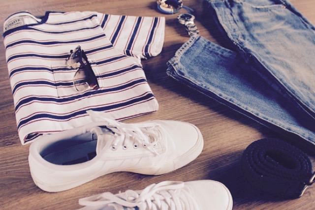 3c5faf2261d Neste post eu apresento mais 7 sugestões de combinações de roupas para o  verão com base no que eu tenho em meu armário. Como alguns leitores pediram  trajes ...