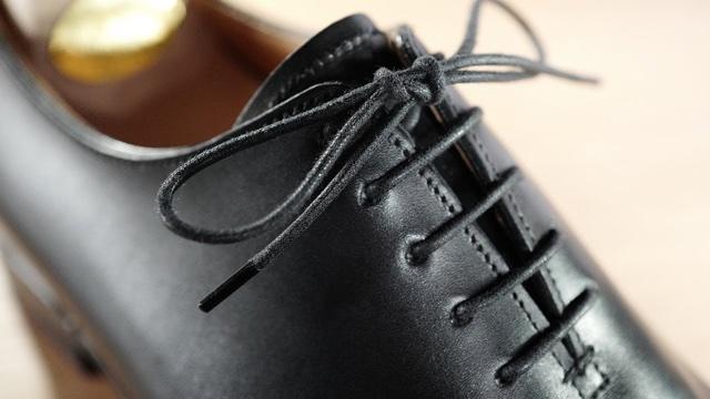 Nó Berluti: Uma Nova Maneira de Amarrar Seus Sapatos!