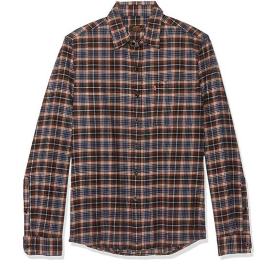 Camisa Xadrez Masculina: 6 Sugestões Para Comprar Pela Internet  - Levi's