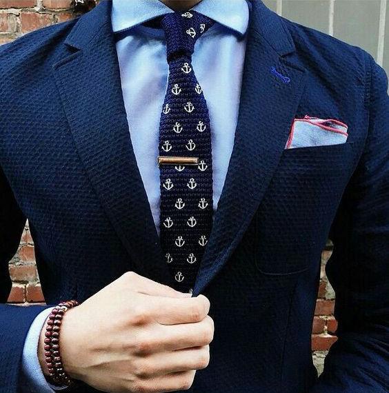 Gravata de Tricô: 10 Dicas de Como Usá-la no Dia a Dia