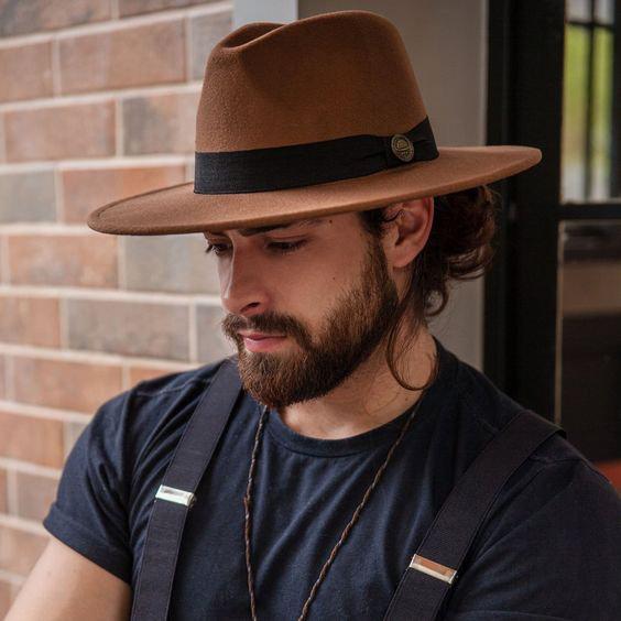 10 Looks Que Podem te Convencer a Usar Chapéu