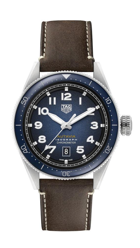 Autavia é a Nova Coleção de Relógios da Tag Heuer