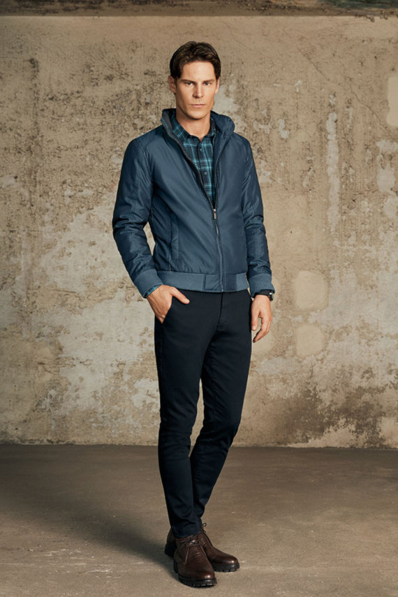 Moda Masculina Inverno 2019 - Crawford