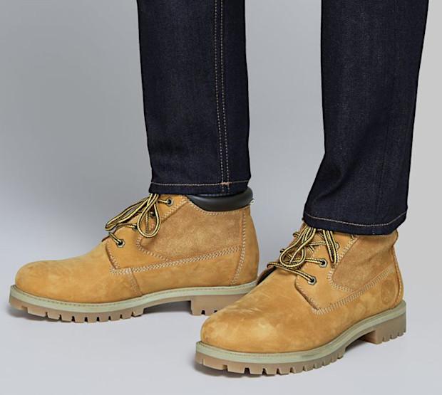Tipos de Couro de Sapato - Nubuck