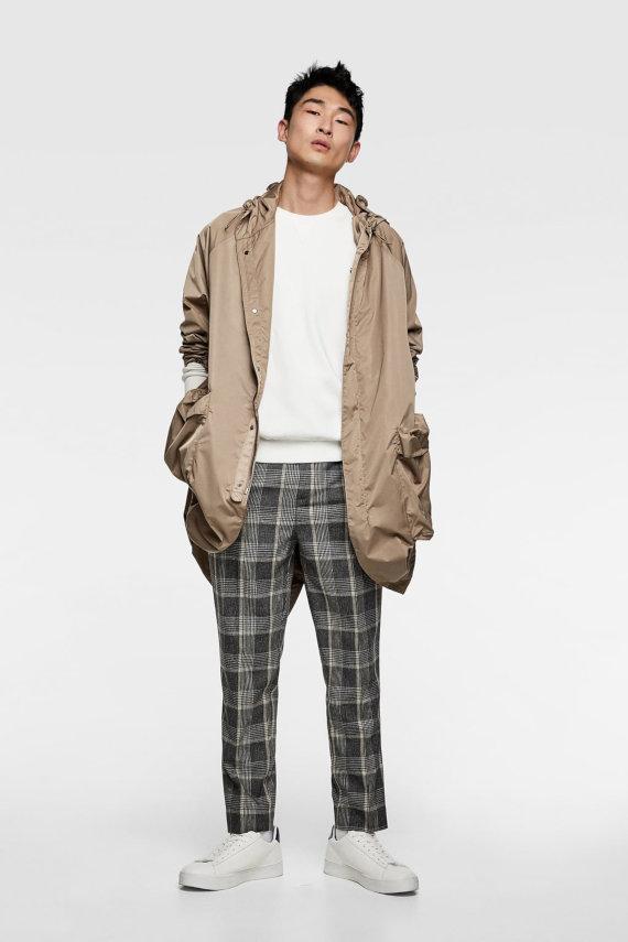 32 Tendências do Inverno 2019 na Moda Masculina - Shapes largos