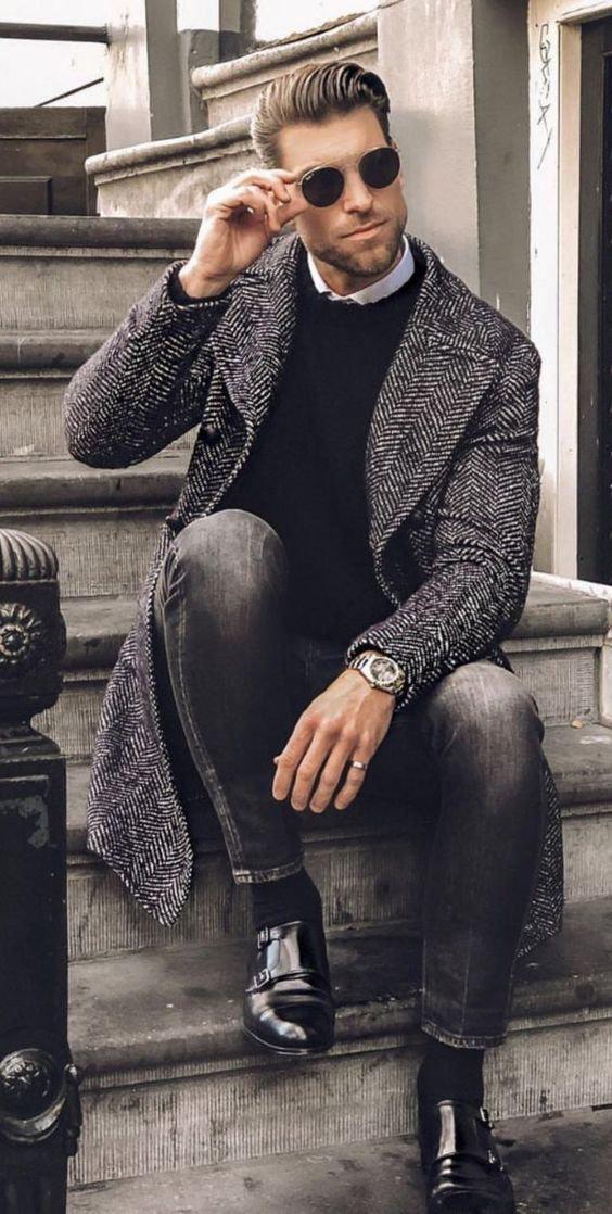 O Look Certo: Casual e Elegante Sem Passar Frio