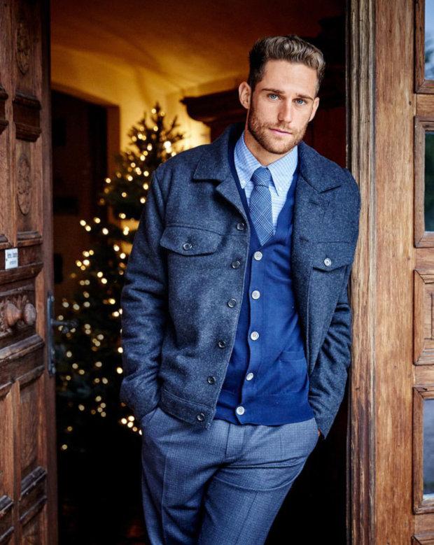 O Look Certo: Trocando o Blazer Por Uma Jaqueta de Lã