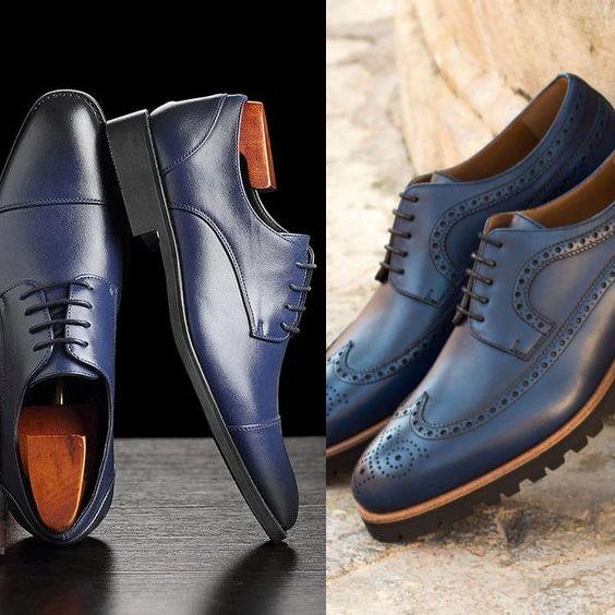 Qual é a Diferença Entre Sapato Derby e Sapato Blucher