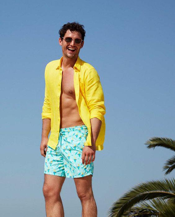Dicas de Como Usar Shorts Masculinos no Look de Verão