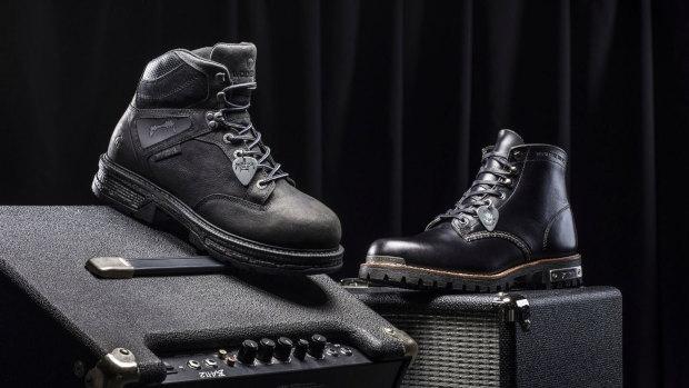 Wolverine Boots Faz Parceria Com Metallica e Lança Duas Novas Botas