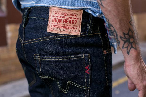 Iron Heart Denim
