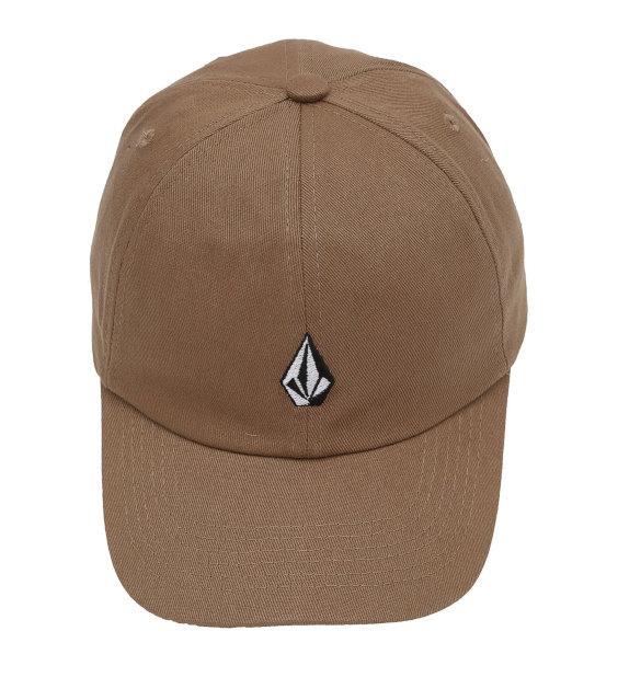Minimalistische Herrenmützen für Sommerkleidung - Brown Cap