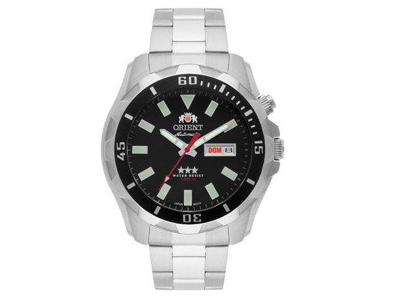 6 Relógios Masculinos de Aço Tipo Diver Com Preço Acessível