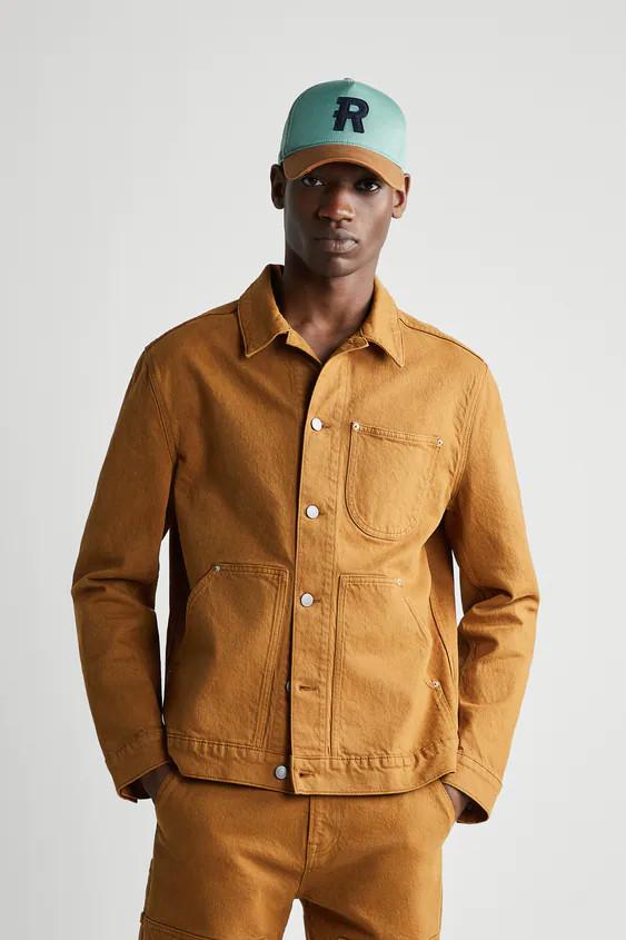 Tendências do Outono Inverno Masculino 2021 - Chore coat