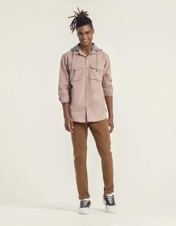 Tendências do Outono Inverno Masculino 2021 - overshirt