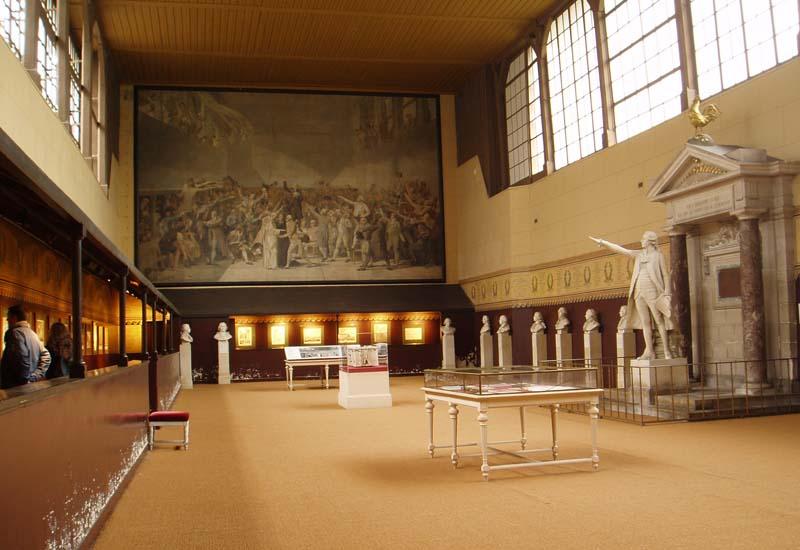 Sala del Jeu de Paume, París