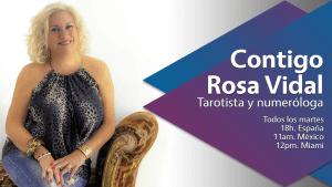 Contigo Rosa Vidal