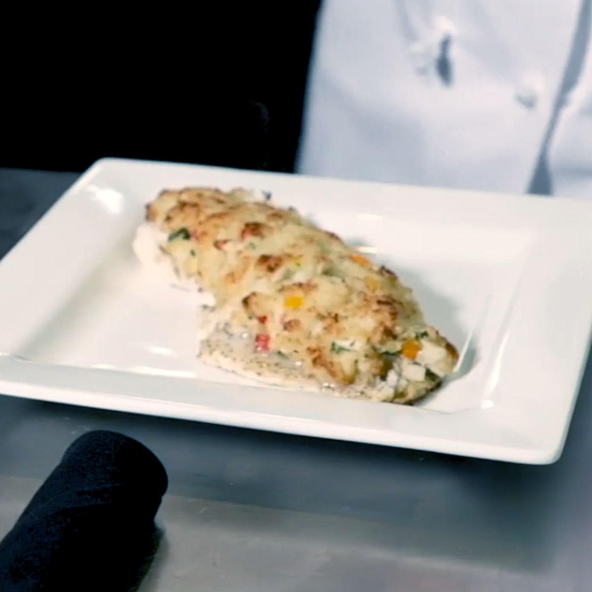 Episode 4 - Crab Stuffed Haddock