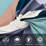 SHIYANTQ G301487 Housse de canapé d'angle universelle en élasthanne élastique pour salon 1 place 90-140 cm