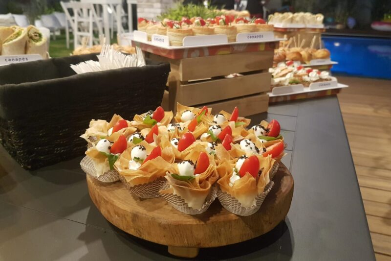Birthday Catering Services Food For A Home Party Or Venue