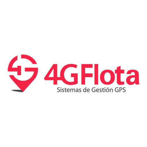 Logo 4GFlota Sistemas de Gestión GPS