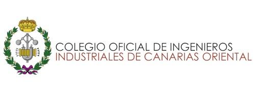 Logo del Colegio Oficial de Ingenieros Industriales de Canarias Oriental