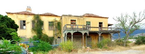 Casa del Robado