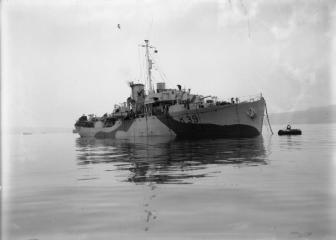 H.M.S. Hydrangea, K-39