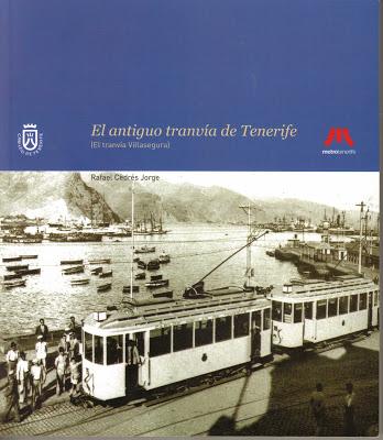 El antíguo tranvía de Tenerife