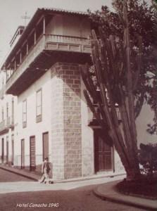 Hotel Camacho - álbum de Paco Yanes