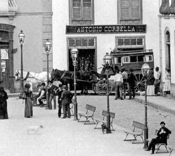 1892 Posible coche de Punto