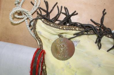 Medalla de San Cristóbal.