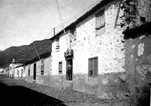 Casa de Colón en La Gomera