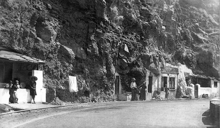Carretera a San Andrés