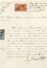 Petición de permiso de obra