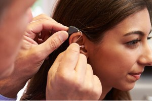 A hearing aid fitting is essential to get the most out of your device.