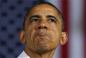 Canary in the Mine: Obama