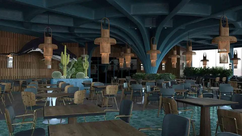 Atlantic Seafood Restaurant