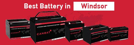 Lithium Battery Windsor