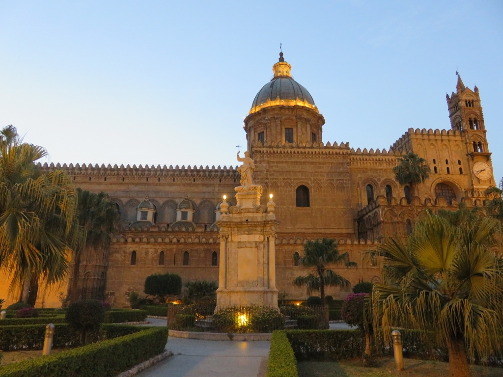 Palermo Sicily The English Garden   Canberra\'s Green Spaces
